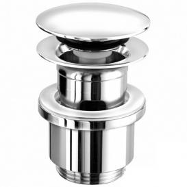 Клапан донный PP280stribro Pop-up, хром, купить в Киеве, доставка по Украине