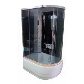 Гидромассажный бокс Atlantis AKL-120P(GR)L купить в Киеве с доставкой