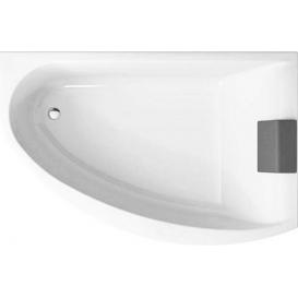Ванна акриловая  MIRRA 170х110 см, правая, купить в Киеве, доставка по Украине
