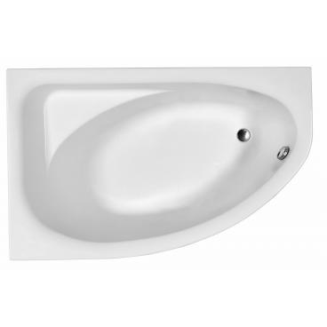 Ванна акриловая асимметричная SPRING левая 170х100, купить в Киеве, доставка по Украине